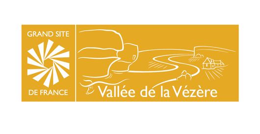 Logo du Grand Site de France Vallée de la Vézère